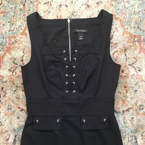 White House black market dress size 0 fitted